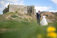 Becky & Keith - Manorbier Castle